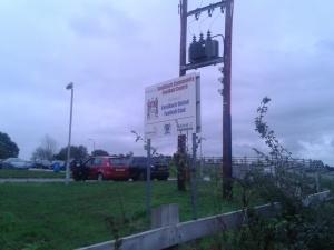 The Sandbach Community Football Centre