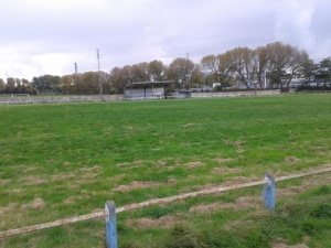 The old Runcorn Albion ground.