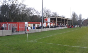Clubhouse, facilities & Main Stand