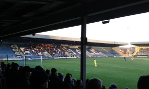 Willbutts Lane Stand.