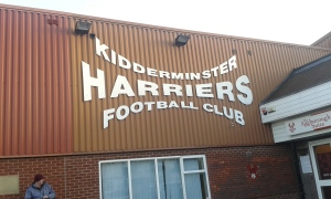 Kidderminster Harriers F.C.