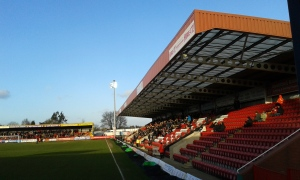The Cantilever Stand
