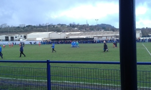 Glossop Team Huddle