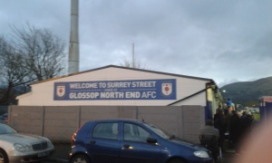 Glossop North End, Surrey Street.