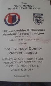 The Match Programme