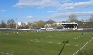 Lyme Valley (Aspire) Stadium