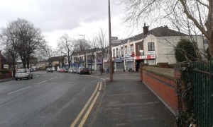 Cheadle Town this way