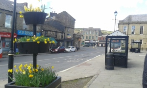 Bacup Town Centre