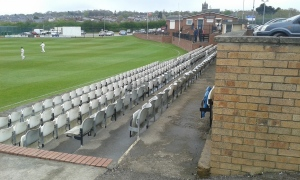 Barnsley CC Stand