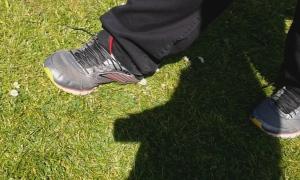 Dan's Foot