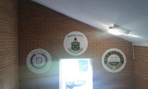 Bedians' club crests