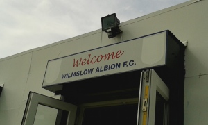 Welcome to Wilmslow Albion