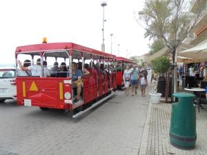 Tren de turistic
