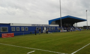 Main Stand and Clubhouse