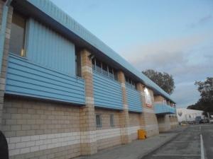 The Platt Lane building