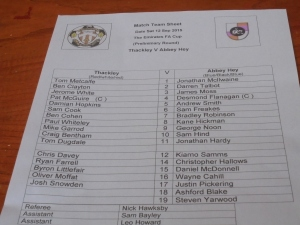Today's Teams