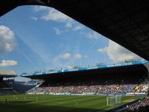 Hillsborough in action
