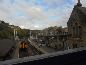 Mossley Station
