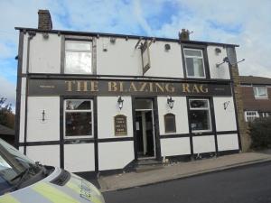 The Blazing Rag
