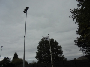 Flag & Floodlight. Good pub name, no?