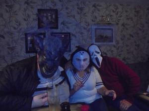 Spooky goings-on