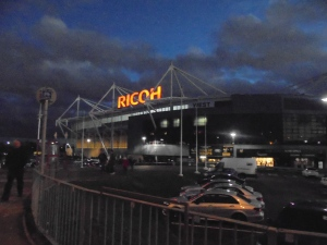 Farewell to the Ricoh