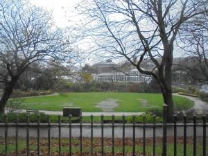 Pavilion & Gardens