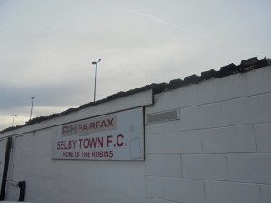 Selby Town FC