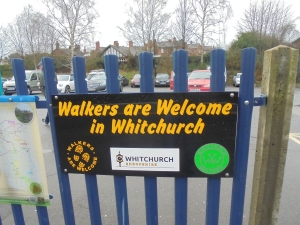 Walkers Welcome. Hope groundhoppers are!