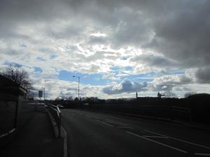 Arriving at Kirkham & Wesham
