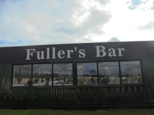 Fuller's Bar (after former manager, Mick