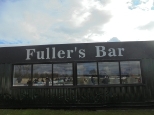 Fuller's Bar (after former manager, Mick