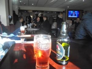 Final drinks