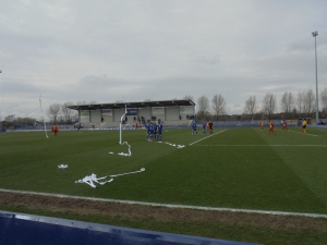 Curzon fans celebrate the opener