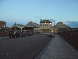 Preston Station