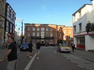 Roaming in Wrexham