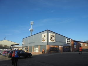 Club Shop/ticket office
