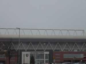 Leicester Tigers' ground