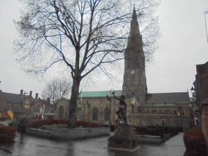 King Richard & Leicester cathedral