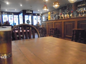 Inside Dulcimer Bar