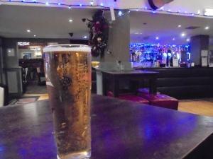'B Lounge'