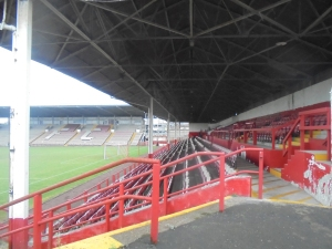 Along the Tivoli End