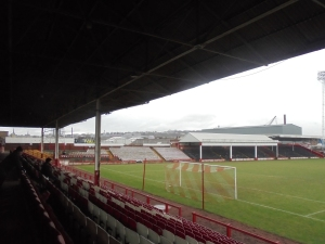 New York Stadium from Millmoor